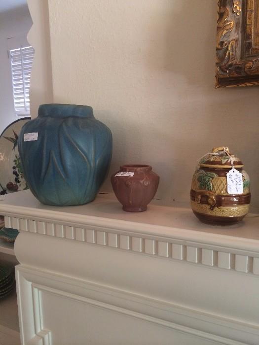 Large Van Briggle vase