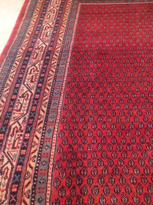6.8 x 10.4 Persian rug