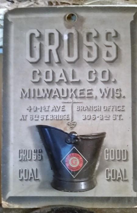 Cross Coal Company Sample Post Card