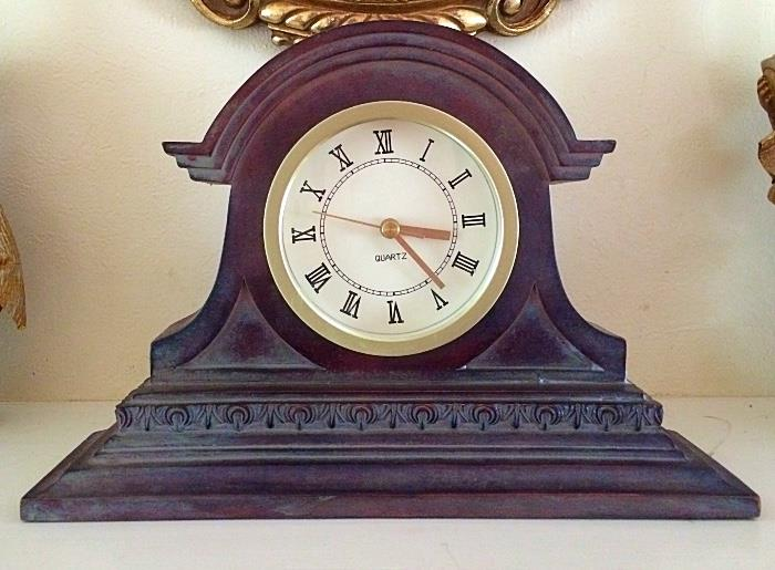 Handsome Mantle Clock