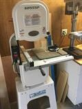 """Grizzly Industries Inc. GO555P 14"""" bandsaw"""