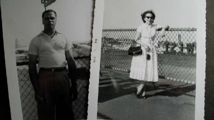 Anthony & Lorene Edwards Chicagoland Powerhouses! Vintage photos, military, Tuskegee, DePaul, Free Masons Merchandise Mart, Chicago!