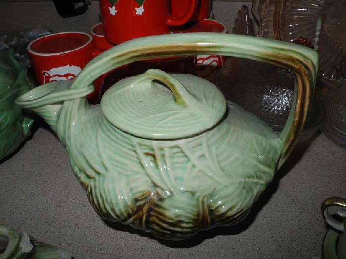 McCoy teapot
