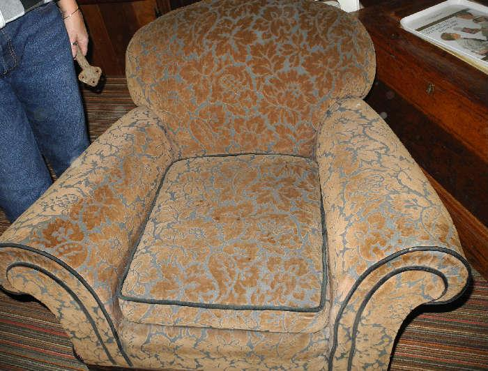 Chair from Ronald Regan's Dixon home