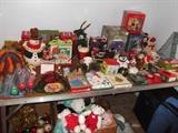 christmas lots still in boxes