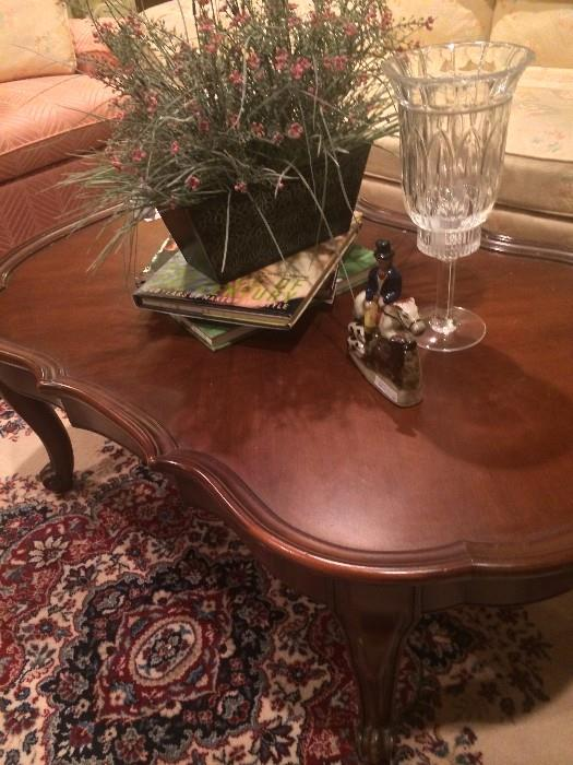Attractive coffee table
