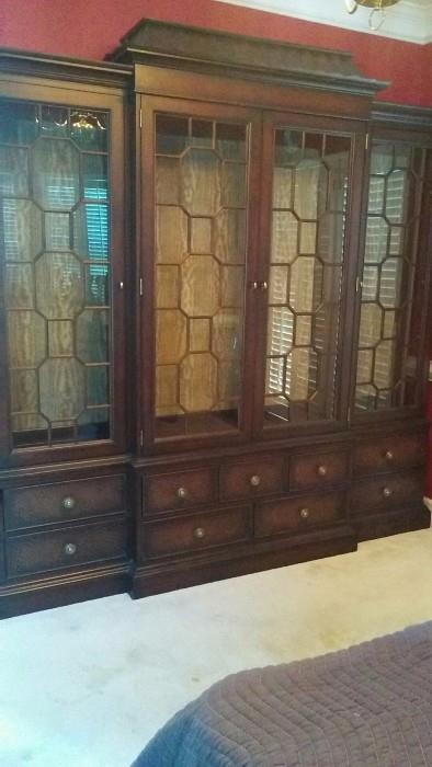Larger shot of the Councill Craftsmen china cabinet