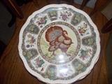 Spode Thanksgiving - we also have Spode Christmas dishes