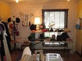 The Clothing Vintage Room.  Neat Hats, Bags, Clothing, Sewing, Pictures and More!