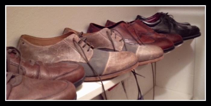 Men's Rockport  shoes, sz. 13
