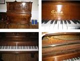 Cable upright gorgeous piano
