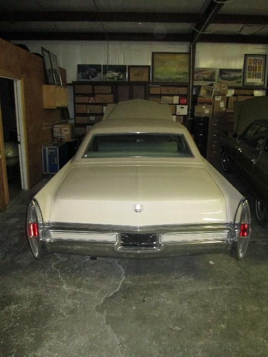 1968 Cadillac Fleetwood Braum