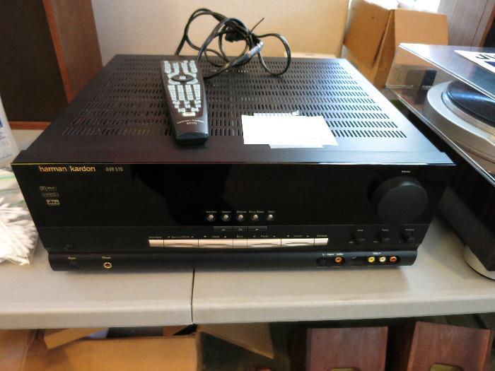 Harman Kardon AVR 510-Tested, Works Well