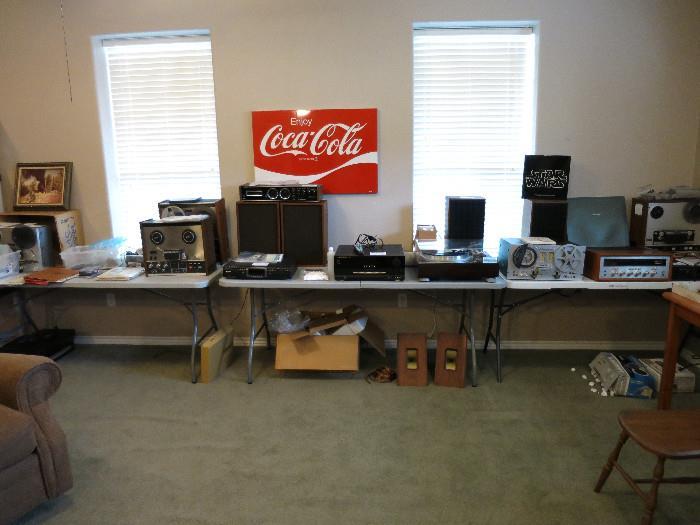 Professional Recording Equipment