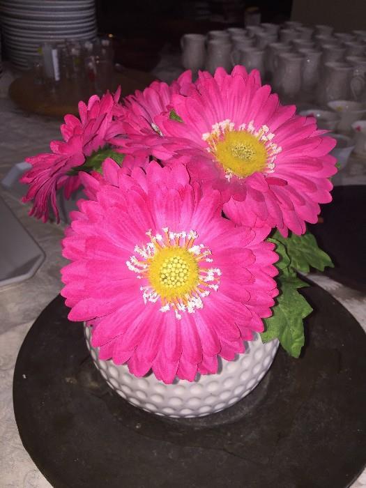 BEAUTIFUL FAUX FLOWERS