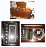 1950's stereo unit
