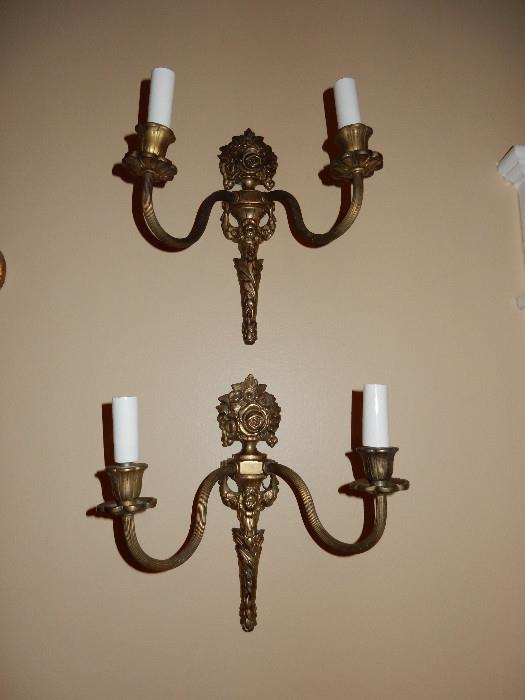 Electric Wall Sconces