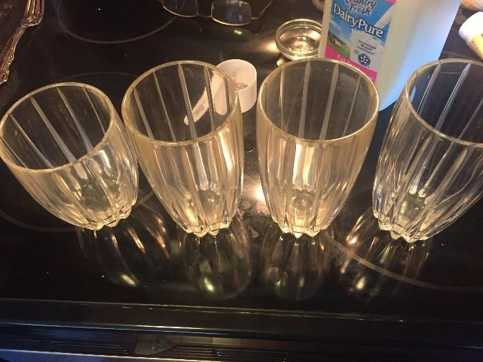MARQUIS BY WATERFORD GLASSES