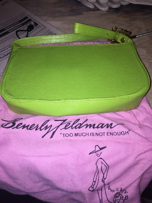 BEVERLY FELDMAN HANDBAG