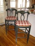 Bar stools wood