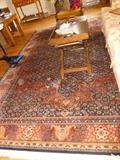 Gorgeous wool rug from Belgium