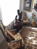 Art and Furniture from the Accardo Mansion.