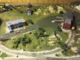 Vintage Train sets (owner worked for the rail road)