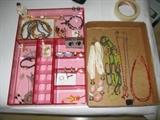 Few pieces of jewelry