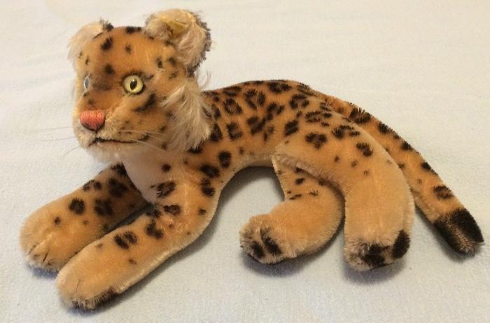 Steiff Cheetah
