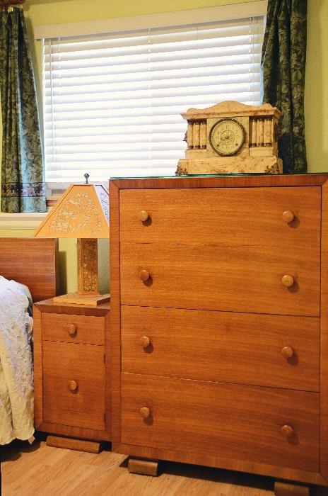 Mid-Century Americraft Maple Dresser