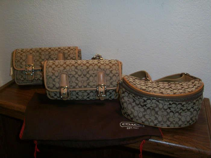 Coach - new with tags