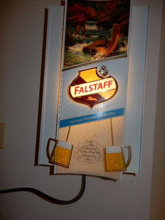 Falstaff! It works and the mugs swing back and forth