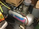 Air compressor in great working condition