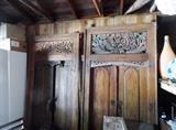 temple doors antique
