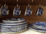 Spode is so lovely and timeless!