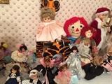 Collectible Madame Alexander Dolls