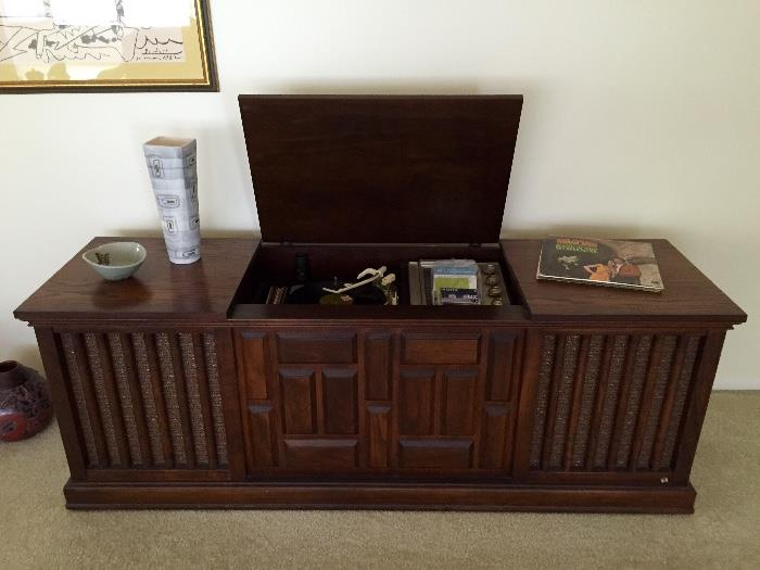 Mid Century Packard Bell Spacesound HiFi Stereo