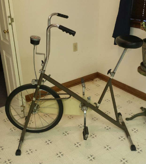 Sears exercise bike