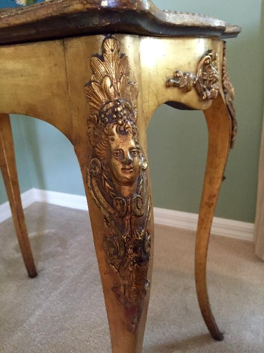 Detail of Louis XV Table