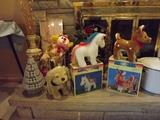 UNN Funny Toys Co. Lovely Pony and Reindeer