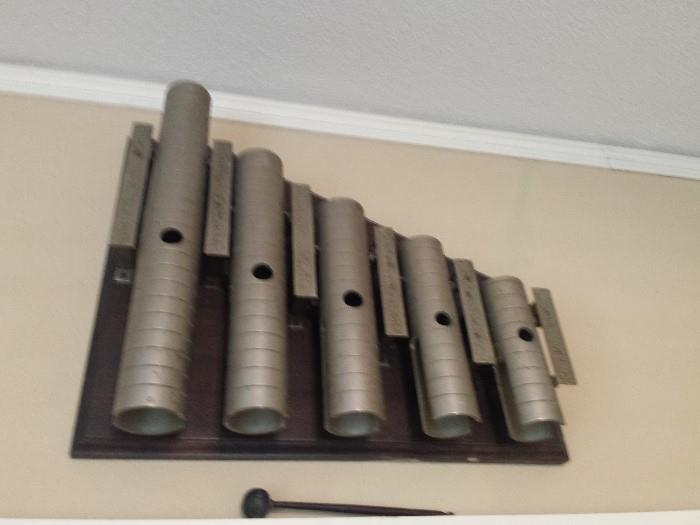 Deagan chimes used for military.