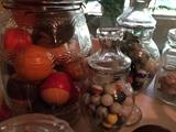 MARBLES, JARS AND ROUND THINGS!
