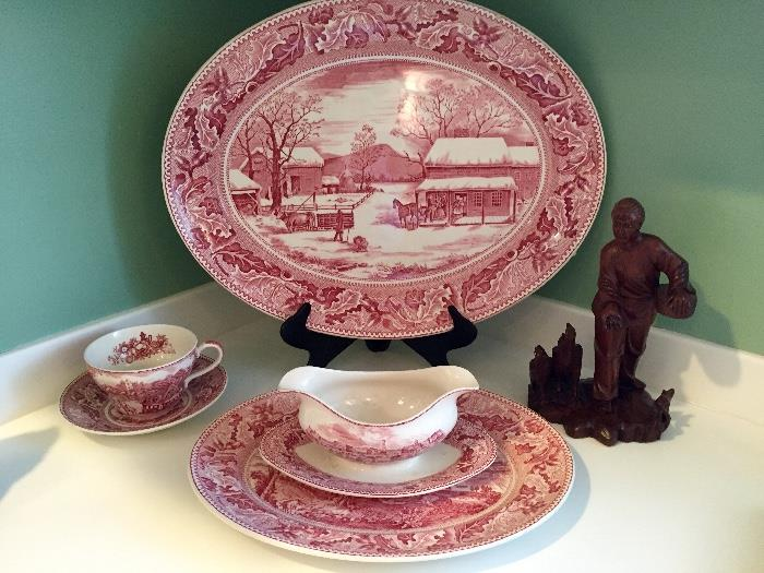 Johnson Bros. Transferware