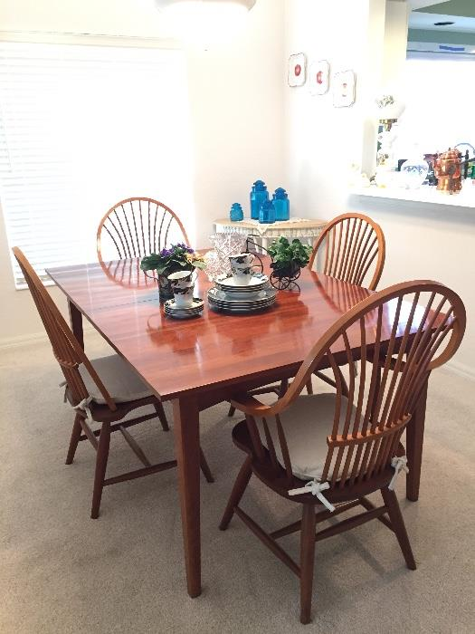 Pennsylvania House Cherry Dining Set