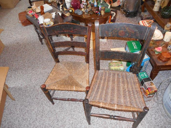 very old chairs