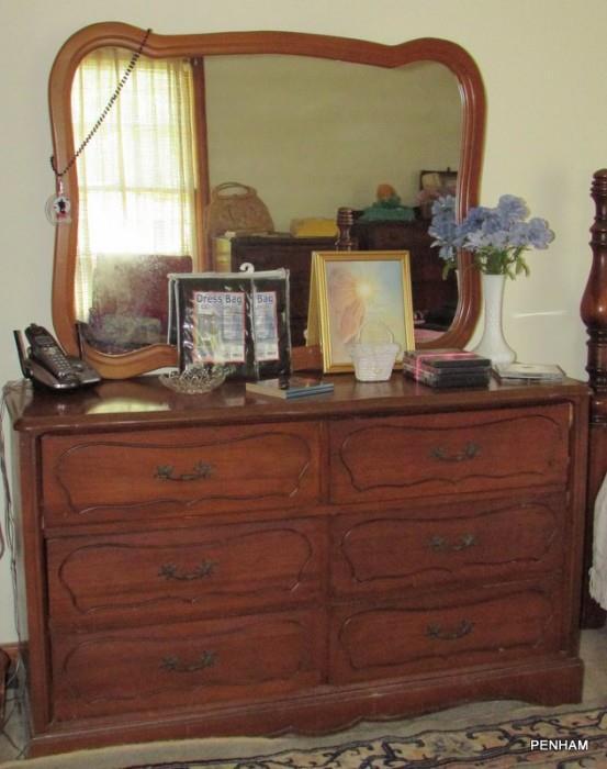 Dresser w/mirror 60% off
