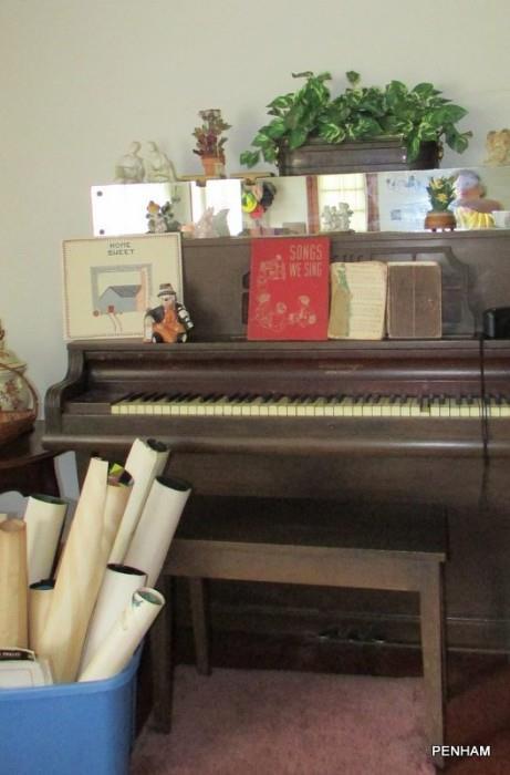 Piano, make offer