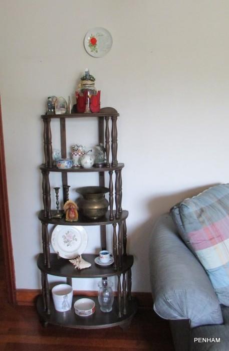 Curio shelf $30