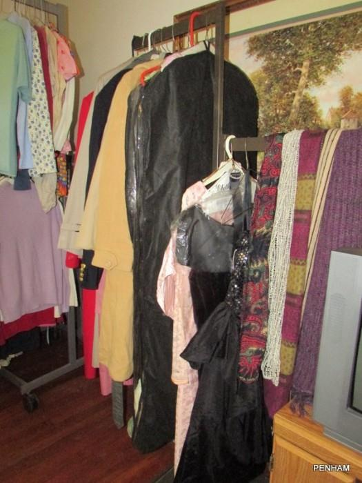 Vintage clothing available