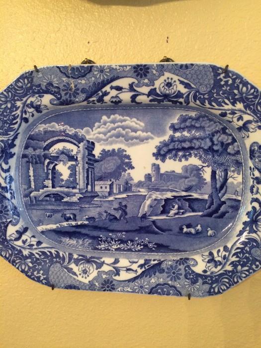 Lovely Spode platter